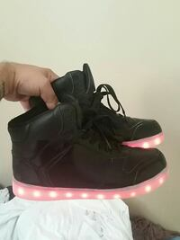 Light up shoes  North Battleford, S9A 1Y1