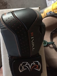 RIVAL RB10-INTELLI-SHOCK BAG GLOVES Calgary, T2Y 5G6