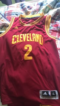Kyrie Irving cavaliers jersey size adult small  Ijamsville, 21754