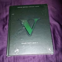 Grand Theft Auto V (5) Limited Edition Strategy Gu Woodbridge, 22191
