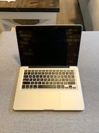 MacBook Pro Mid 2012 with HDMI and VGA adapters Victoria, V9A 5C5
