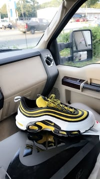 Size 9.5 air max 97 have receipt and box  Panama City, 32401