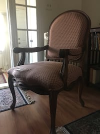 Vintage armchair early 20th century Philadelphia