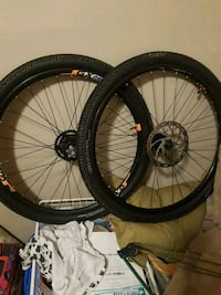 black giant bicycle rims with tires Hamilton, L8E 2G5