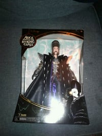 Alice through the looking glass time doll 139 mi