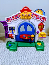 Fisher Price Laugh & Learn Home Playset Sterling, 20166