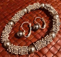 Silver jewelry set Silver Spring, 20904