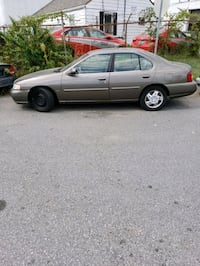 2001 Nissan Altima GXE 4AT Cheverly