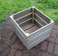wood crate, crate, display crate, wooden crate $15 LEXINGTON