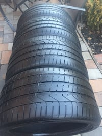 pirelli p zero set of tires staggered set size 19 Manassas, 20110