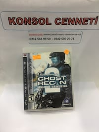 GHOST RECON ADVENCED WARFARE 2  - PS3 - TAKAS - OYUN - KONSOL CENNETİ - BAKIRKÖY Kartaltepe