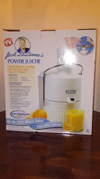 Jack LaLanne Juicer DECATUR