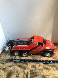 Road Rippers Towing Service Tow Truck Red Fredericksburg, 22405