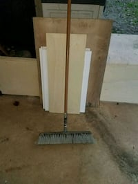 Used Push Broom Fairfax