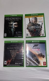 XBOX ONE Games New Orleans, 70115