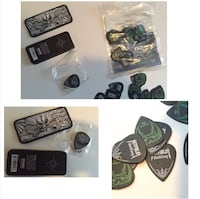 Metallica James Hetfield guitar picks. Toronto, M1K 2E9