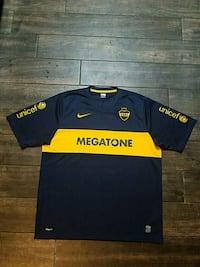 Megatone Boca Junior uniform shirt futbol