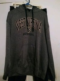 black and gray Pink by Victoria's Secret hoodie Farmington, 26571