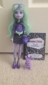 Twyla Monster High Doll Orchard Hills, 21742