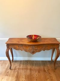 Console or sofa table from Ethan Allen Chesterfield, 63005