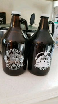 Large growlers  Frederick, 21702