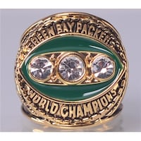 Replica Championship Ring - ANY year, any TEAM, ANY SPORT! 533 km