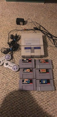 SNES Lot Cambridge, N1T 1Y9