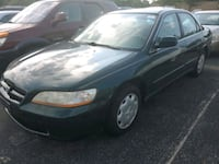 2000 Honda Accord 4cyl Very Reliable  Laurel