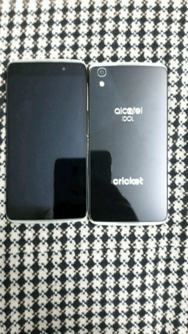 2 pcs alcatel idol 4 at&t and cricket