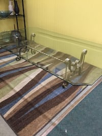 Glass coffee table Branson, 65616