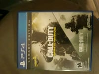 Call of Duty for PS4 game console Greenville, 29607