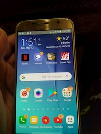 (Negotiable) Samsung galaxy s6 no scratches or cra Cherry Hill, 08034