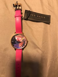 New Designer Ted Baker woman's watch ($200) Calgary, T3M