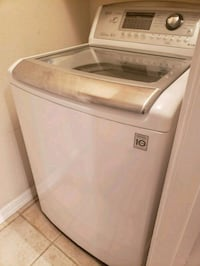 LG Ultra Large Capacity Washer  & Dryer  Plymouth, 75001