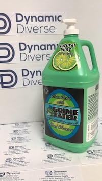 Grime Eater natural lime hand cleanser Brampton, L6T