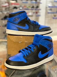 Paint Splatter Royal 1 Mid size 11 Laurel, 20707