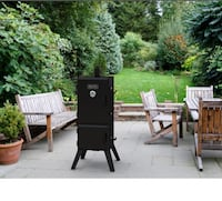 Brand New Dyna-Glo Vertical Charcoal Smoker Markham, L3P 1B1