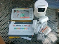 white and gray baby monitor West Des Moines, 50265