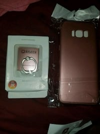 Brand New S8 360 case with ring phone holder Clanton, 35045