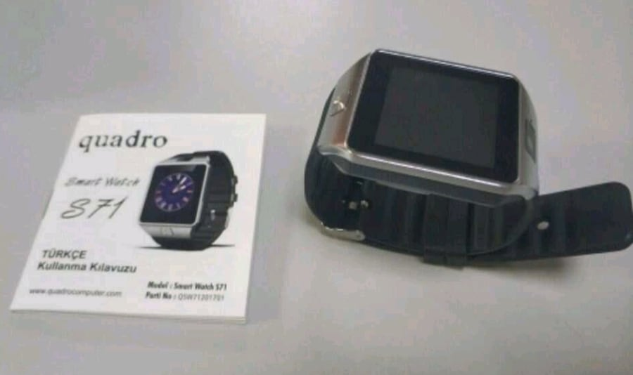 Quadro Smart Watch S71 - akıllı saat dfe5e926-8f49-470b-9d53-b6ca77be26cc