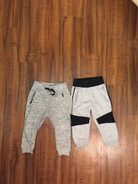 Toddler boy gray and black sweat pants Hoover, 35216