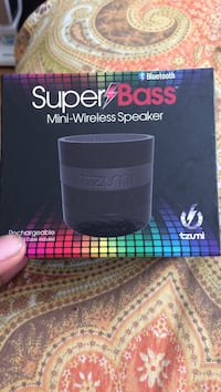 SuperBass mini wireless speaker box Washington, 20010