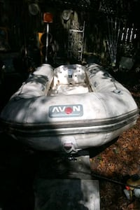 12' Avon Inflatable Boat