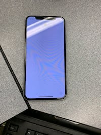 Unlocked iPhone X 256GB White/Silver Baltimore, 21207