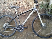gray and black hardtail mountain bike Los Angeles, 90041
