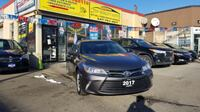 2017 TOYOTA CAMRY LE SEDAN GRAY ON BLACK WITH ONLY 102 KM Toronto