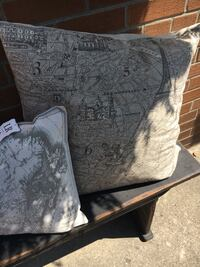Two Decorative Cushions Mississauga, L5H 2T1