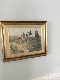 Picture frame painting  Laval, H7K 3T4