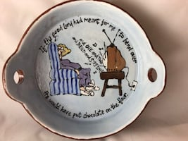 Valentine's Candy Dish Maxine Character