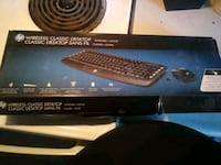 Hp keyboard and mouse wireless Montréal, H1H 1H2